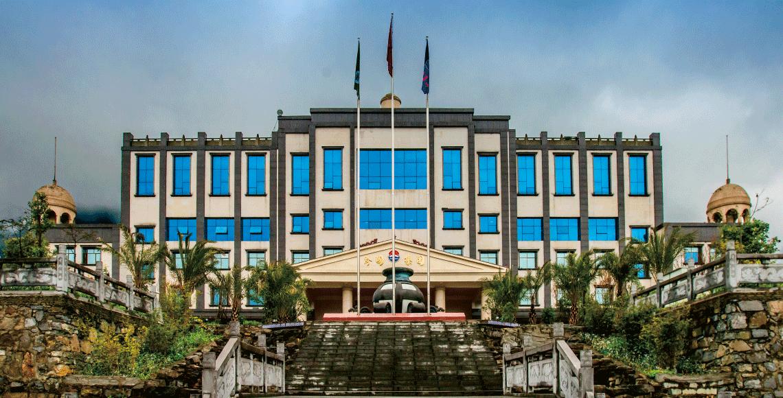 黔国酒业办公楼