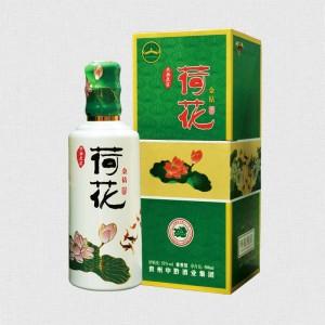 QIANYUYUANJIANG.jinzuanhehua Alcohol: 53% Vol